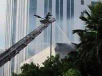 TPHCM: Cháy lớn tại quán bar trên đường Nam Kỳ Khởi Nghĩa